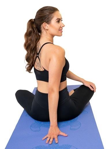 Usr Faith Yoga Mat Mavi